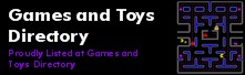 The Games and Toys Directory